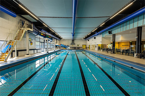85b7c2936d5 Zwembad - Sportcentrum de Bildtse Slag
